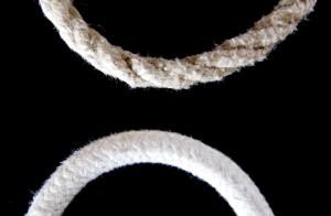 Vergleich zwischen Schnur und Seil